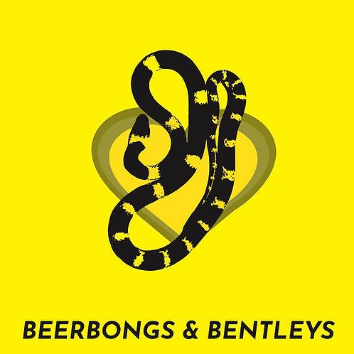 Beerbongs & Bentleys Poster - Post Malone