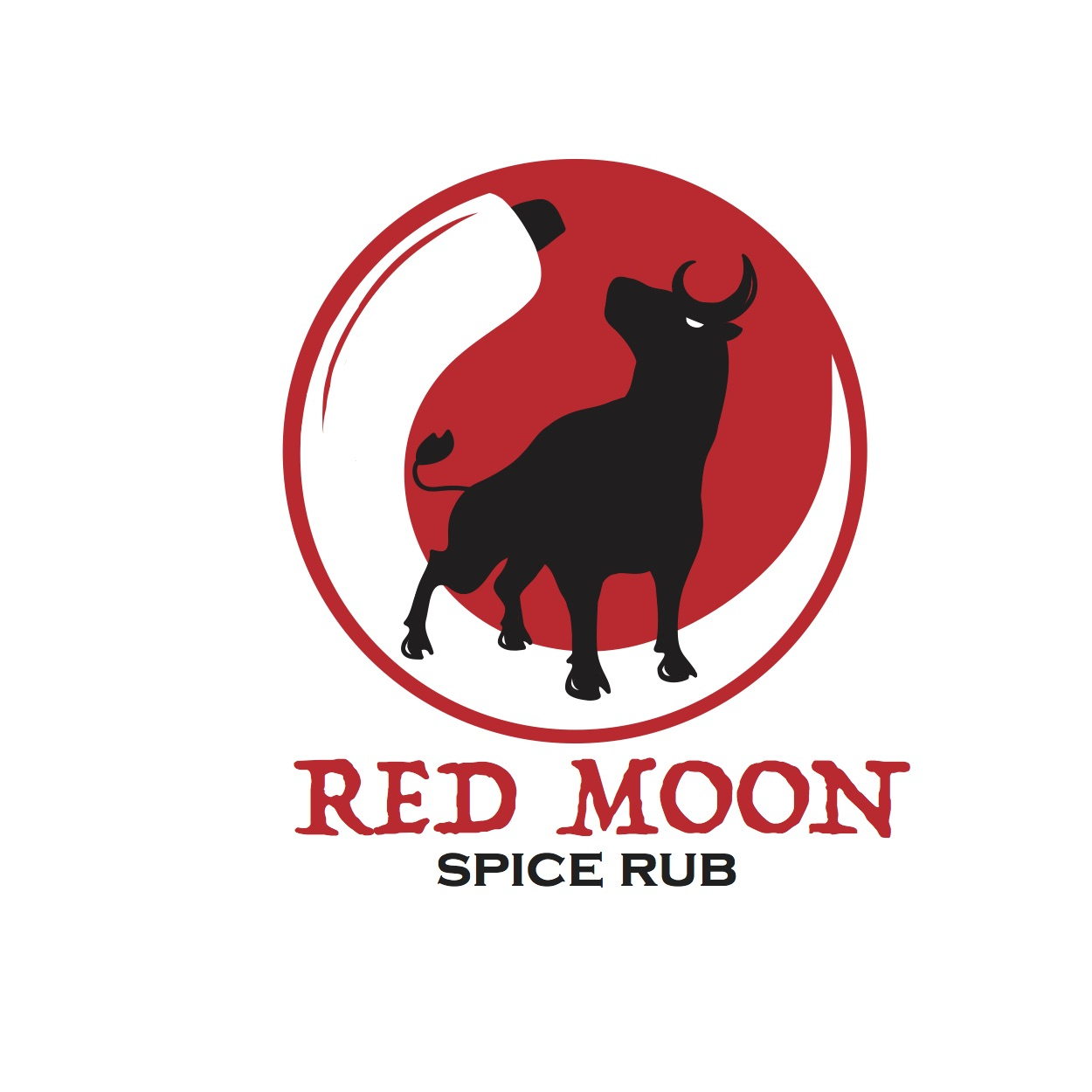 Red Moon Spice Rub logo