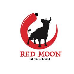 Red Moon Spice Rub logo