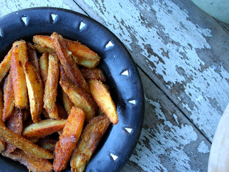 Chunky Semolina Fries