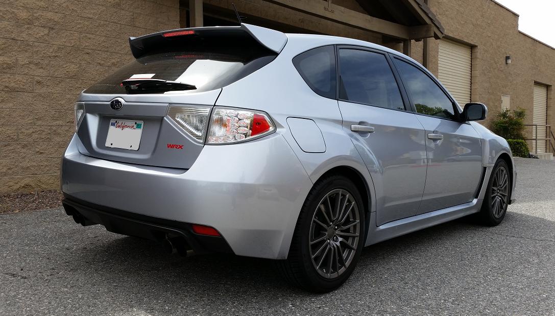 2013 Subaru WRX(2)