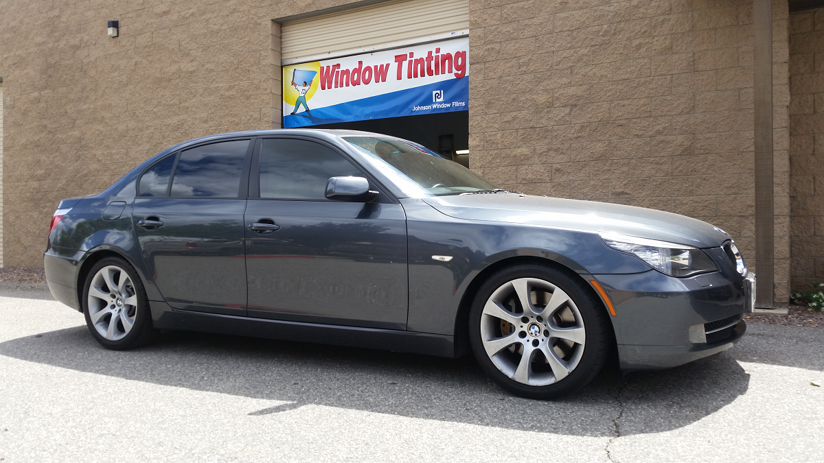 2008 BMW 535i (2) - Cool Comfort Window Tinting