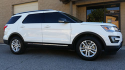 2015 Ford Explorer (2) - Cool Comfort Window Tinting