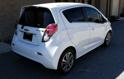 2016 Chevy Spark - Cool Comfort Window Tinting