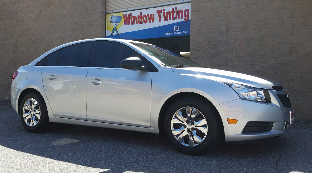 2016 Chevy Cruze (1) - Cool Comfort Tinting