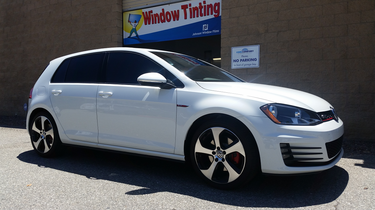 2016 VW GTI (2) - Cool Comfort Window Tinting