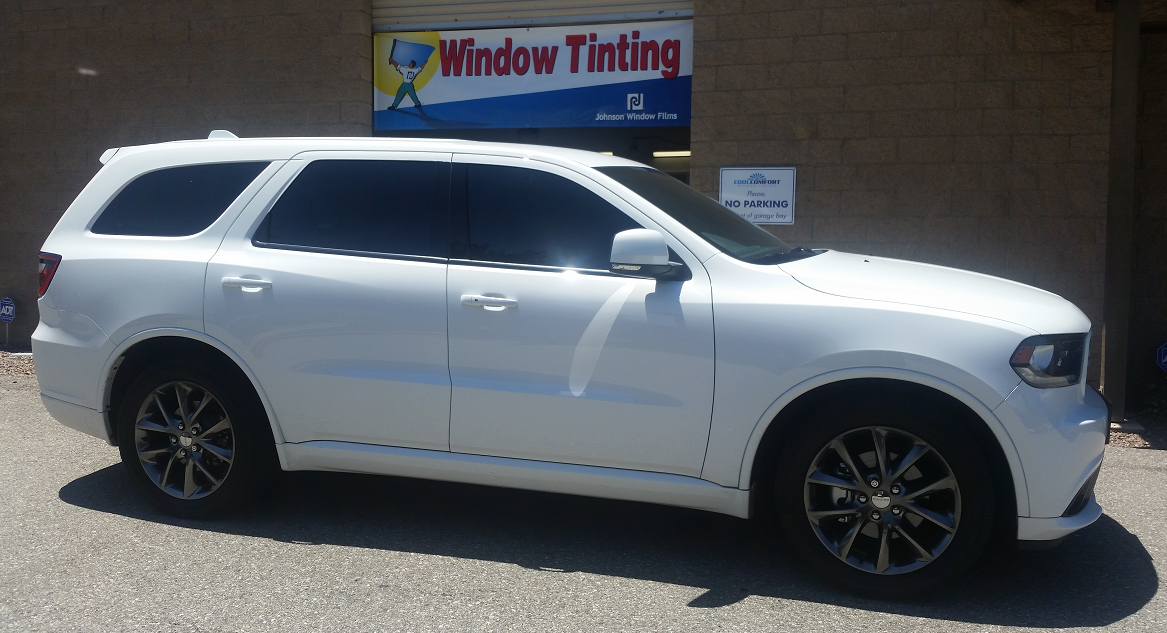 2015 Dodge Durango - Cool Comfort Window Tinting