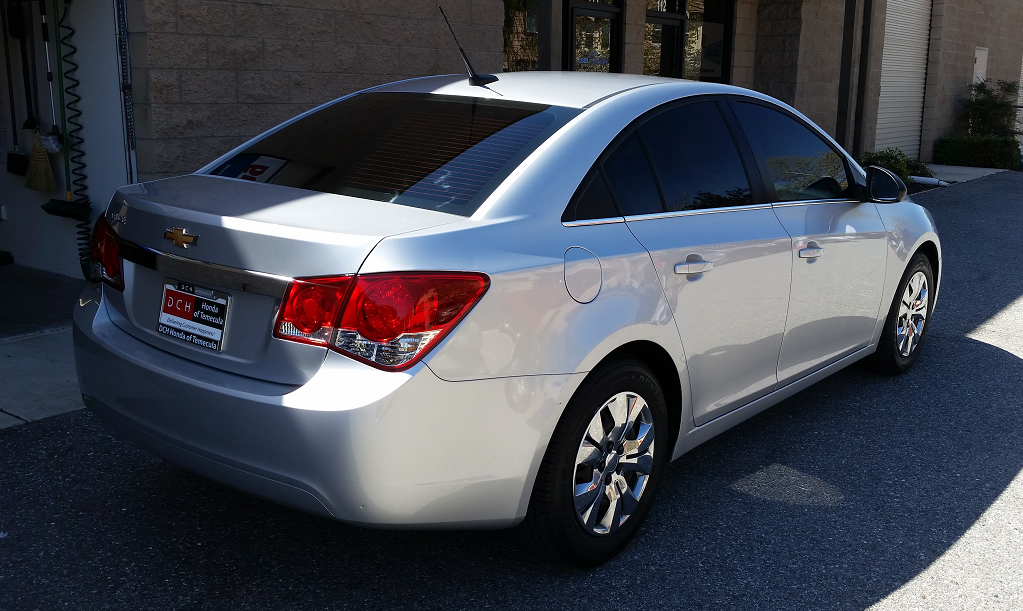 2016 Chevy Cruze (3) - Cool Comfort Tinting