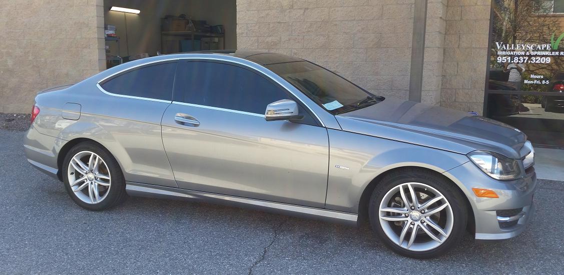 2012 Mercedes C250