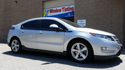 2013 Chevy Volt (2) - Cool Comfort Window Tinting