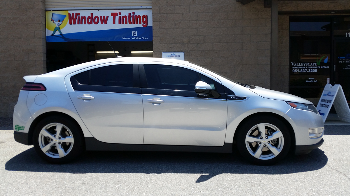 2013 Chevy Volt - Cool Comfort Window Tinting