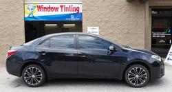 2015 Toyota Corolla (2) - Cool Comfort Window Tinting