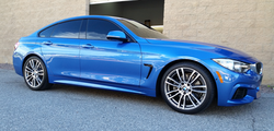 2015 BMW 428i Grand Coupe (1) - Cool Comfort Window Tinting