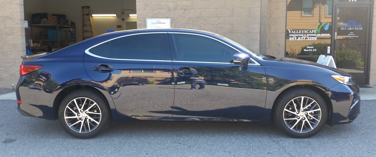 2016 Lexus ES350 (2) - Cool Comfort Window Tinting