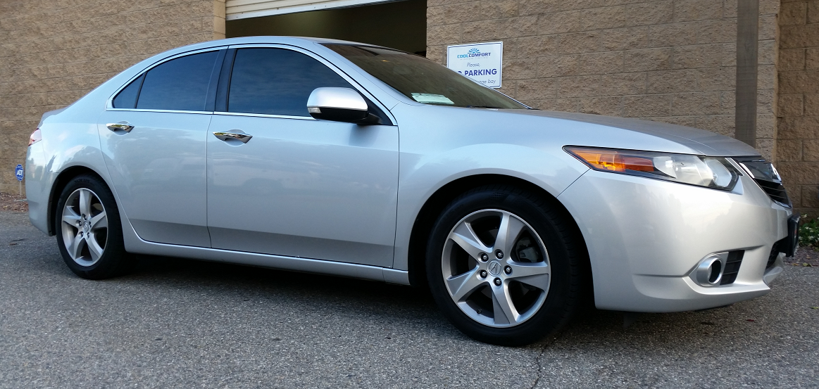 2012 Acura TSX (2) - Cool Comfort Window Tinting