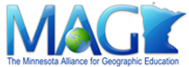 Minnesota Alliance for Geographic Education logo