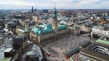 Moin, Hamburg. Neue digitale Screens im Herzen der Stadt.
