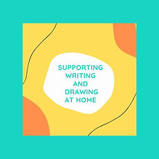 supporting writing and drawing at home