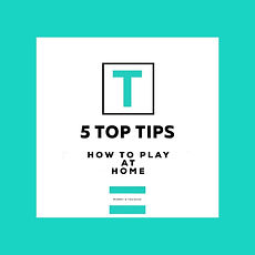 5 tips to play at home