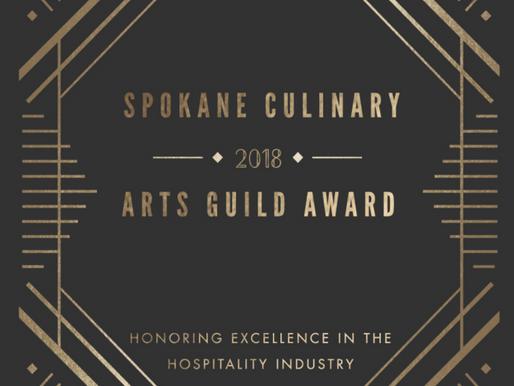 Guild Award Winners - 2018