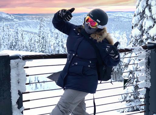 Road Trip - Schweitzer Ski-Cation