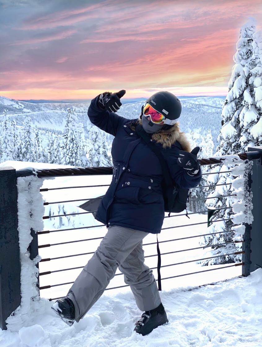 Road Trip - Schweitzer Ski-Cation | Northwest Vacation | Spokane Adventures | Eats | Spa | Road Trip