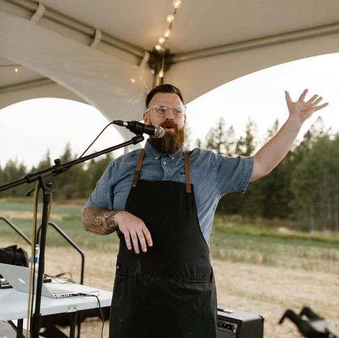 Chef Spotlight - Chad White