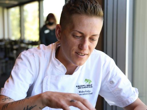Chef Spotlight - Blake Kaba