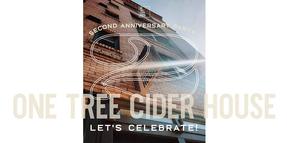 Second Anniversary Party at One Tree Cider