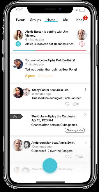 Besst app homepage screenshot