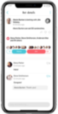 Besst app bet details page screenshot