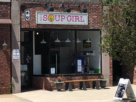"""Taking Apart """"Soup Girl"""""""