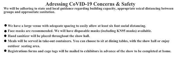 2020 FCF CoVID-19