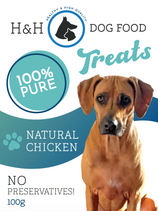 Treat Label Design