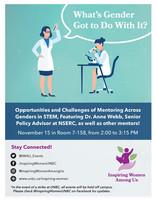Genders in STEM