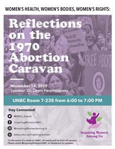 1970 Abortion Caravan