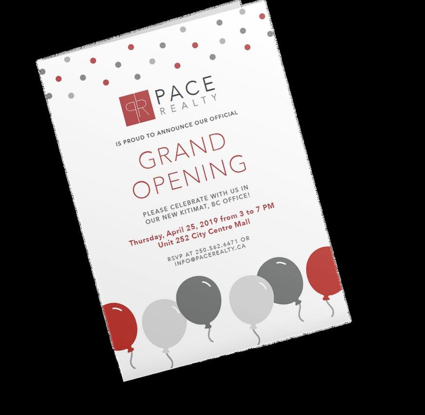 Kitimat Grand Opening