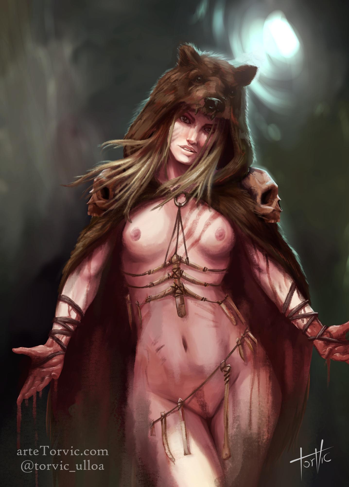 tribal cannibal