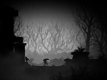 Lovecraft interactive illustration