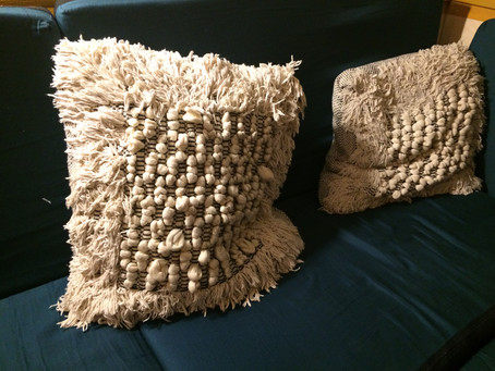 VÄV2017④ スウェーデン織り物見本市と手織り工房巡り/コペンハーゲン