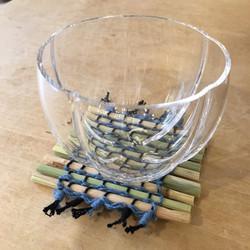 Plain Weave  Coaster