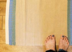 Plain Weave Mat