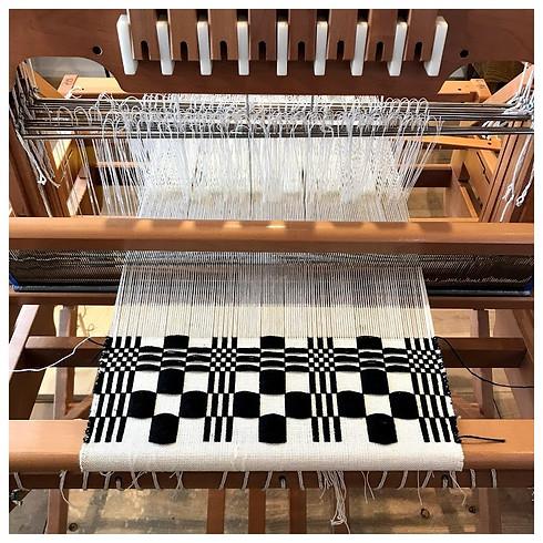 Weaving Share / Munkabalte 12/5*満席です