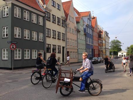 デンマークへ寄り道①