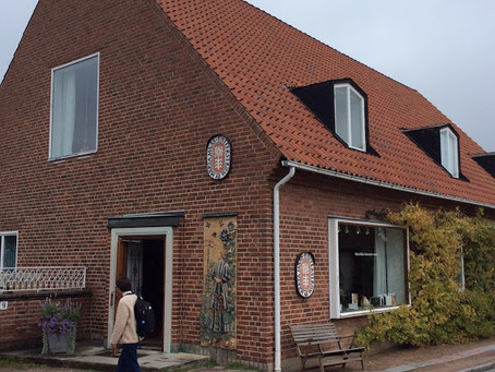 VÄV2017③ スウェーデン織り物見本市と手織り工房巡り