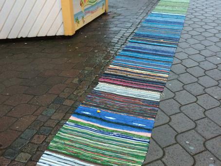VÄV2017② スウェーデン織り物見本市と手織り工房巡り