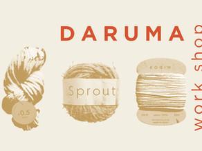 DARUMA糸ワークショップ