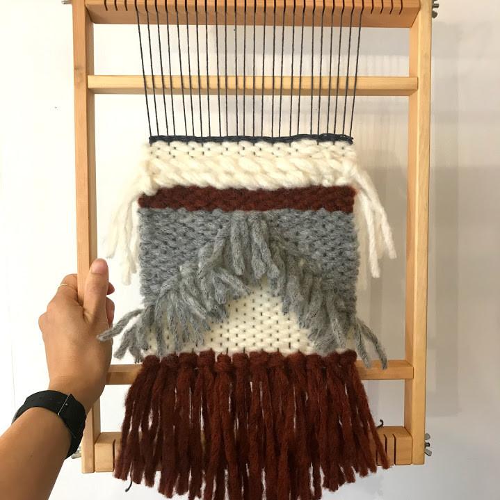 「Found & Made - #0.5ウールで織るウォールハンギング」 11/2 *満席です