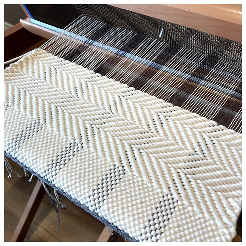 Weaving Share / Twill and Plain Weave 11/8