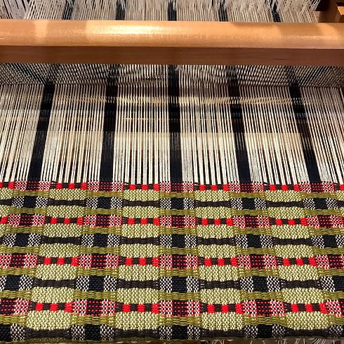 Weaving Share / M's O's 1/9